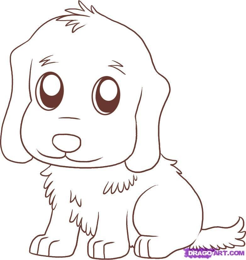 golden retriever puppies coloring pages  coloring home
