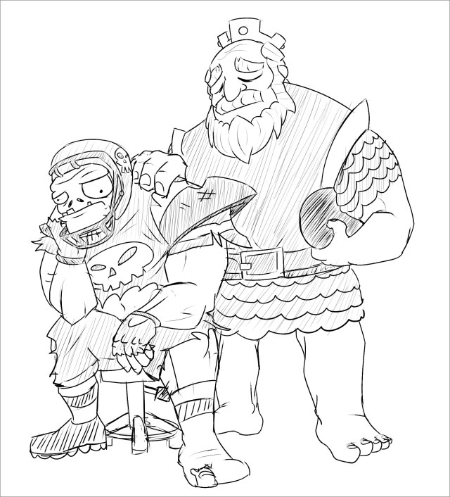 Clash Of Clans Coloring Pages - Coloring Home
