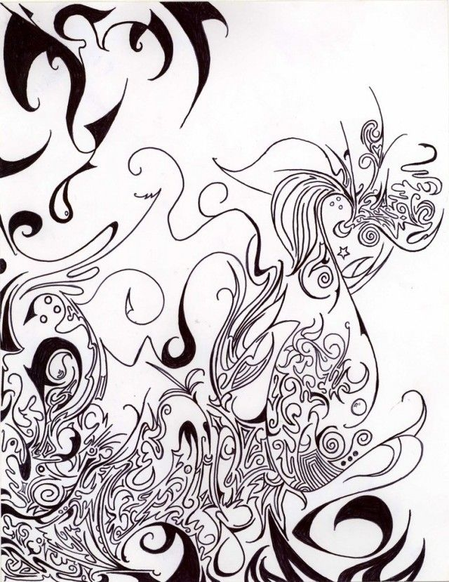 trippy printable coloring pages  coloring home