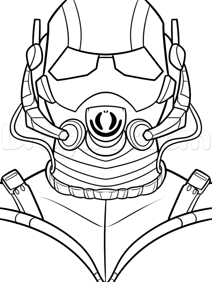 10 pics of marvel antman coloring pages  antman