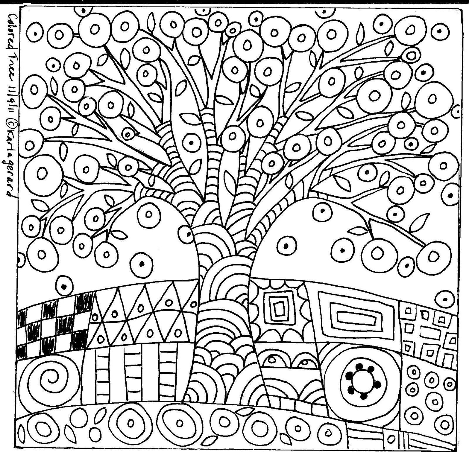 Alebrije Coloring Pages