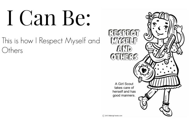 Respect Coloring Pages Free - Coloring Home