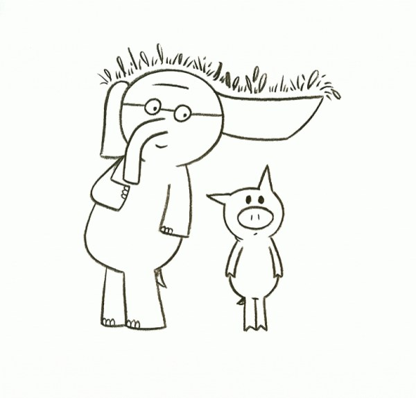 mo willems coloring pages # 13
