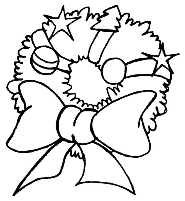 christmas coloring pages 4 coloring kids