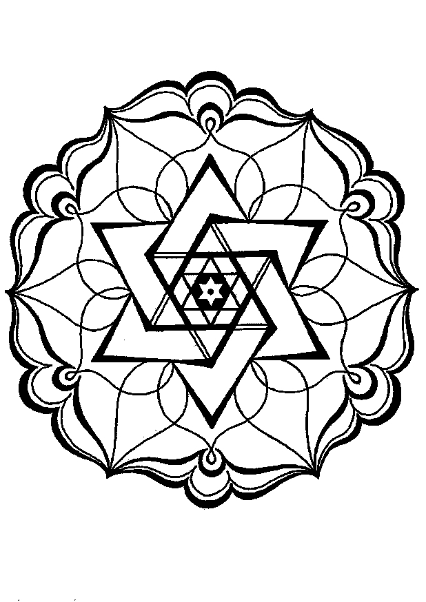 geometric coloring pages 33 coloring kids