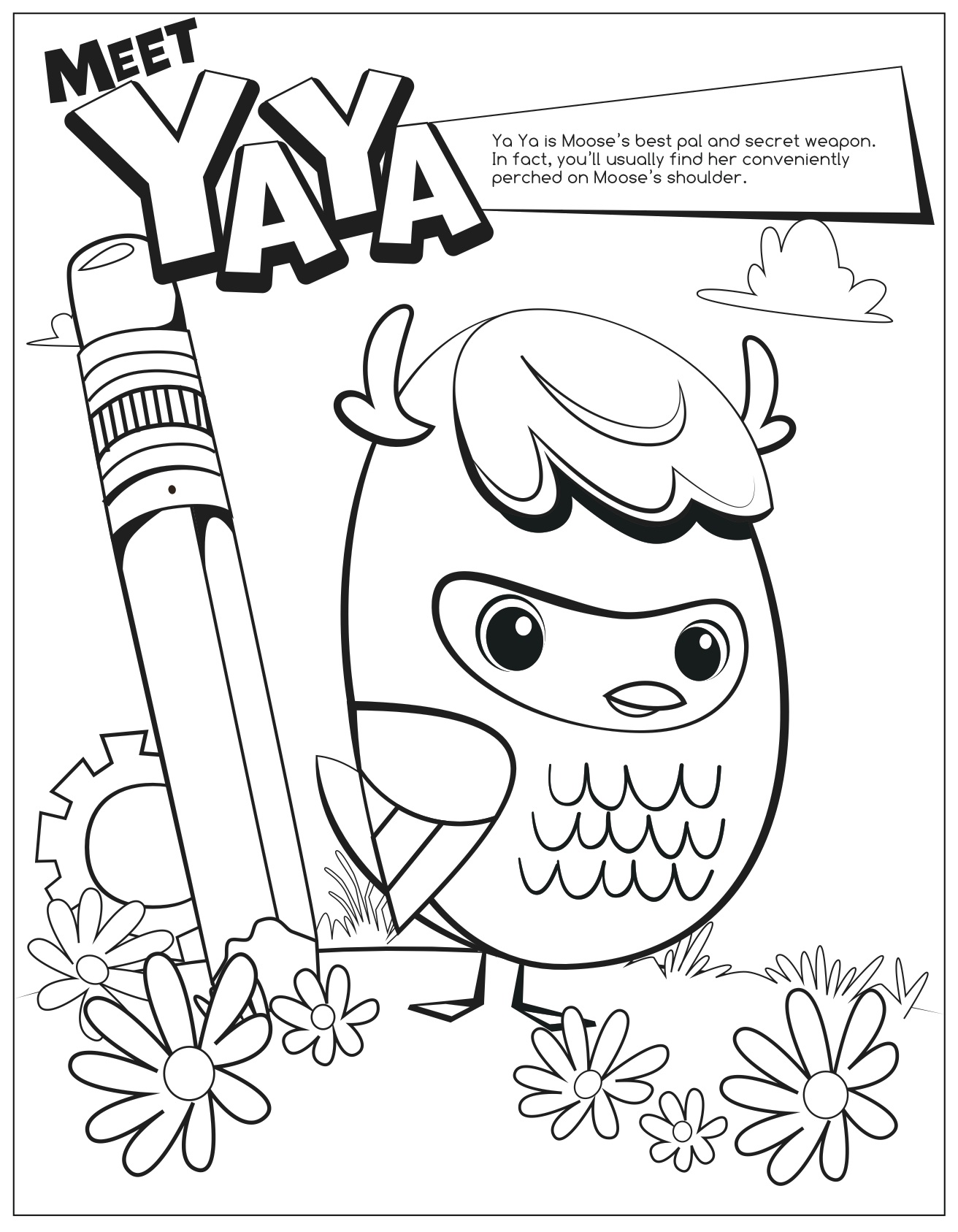 Math Coloring Pages 3