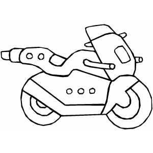 motorcycle coloring pages 9 coloring kids