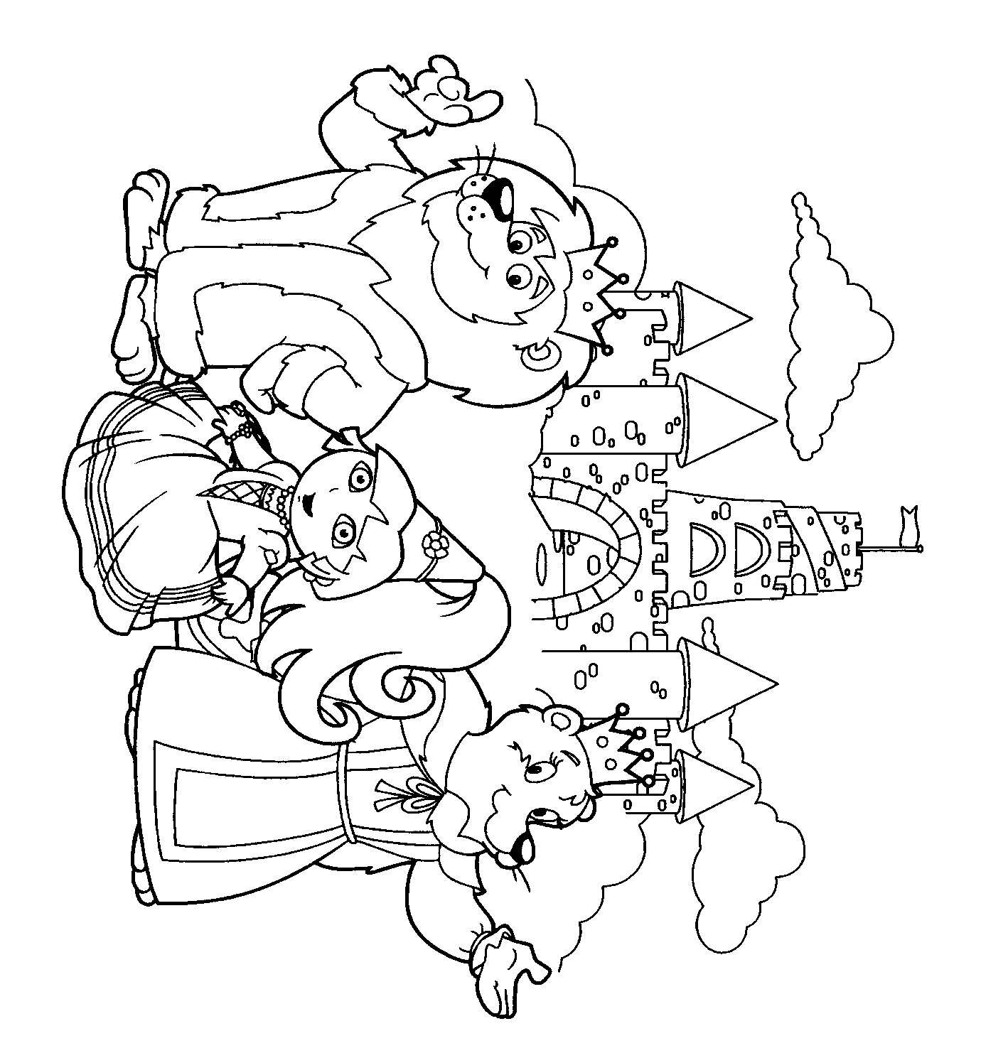 Nick Jr Coloring Pages 11