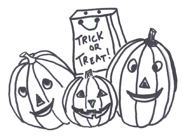 pumpkin coloring pages 7 coloring kids