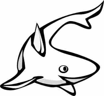 shark coloring pages 13 coloring kids
