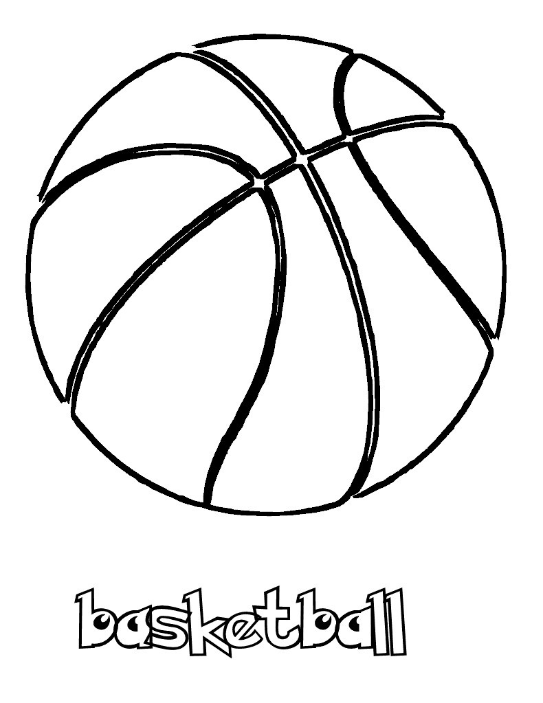 simple coloring pages 4 coloring kids