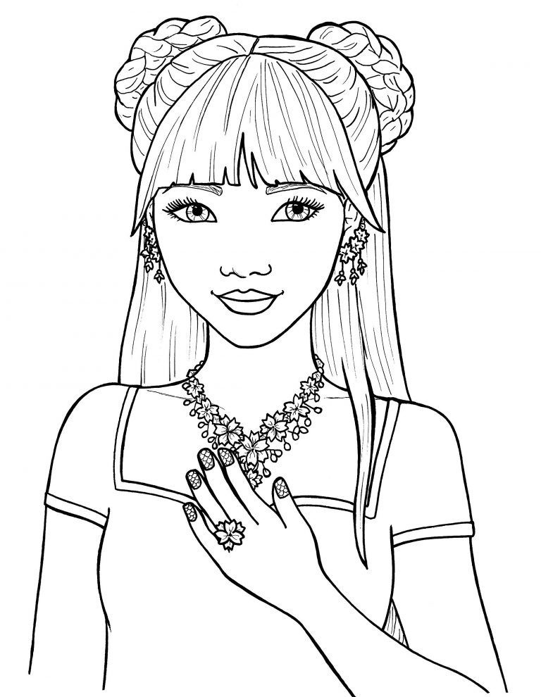 Teenage Free Printable Coloring Pages For Teens - Pin On Fantasy Coloring  Pages : Special Buttons Of Social Networks Allow To Share The Find With  Friends And Acquaintances. - A S D F Phonetic