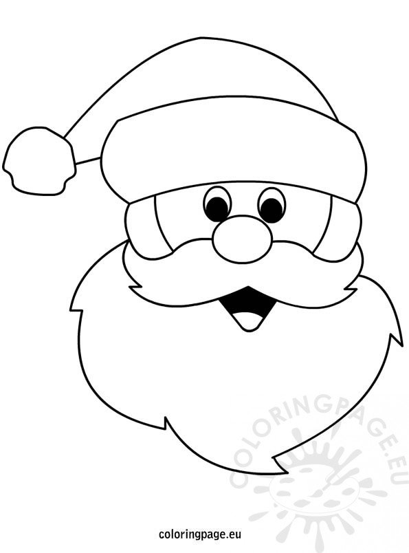 santa face coloring pages rudolph coloring pages draw baby donald duck