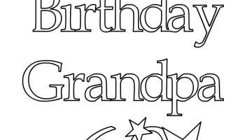 Happy 60 Birthday Coloring Page Coloring Page