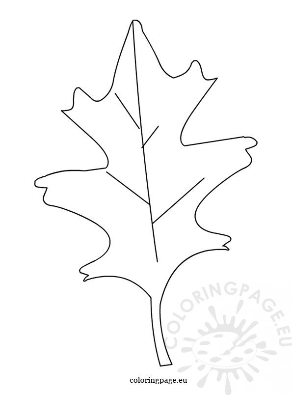 coloring maple leaf pattern coloring pages