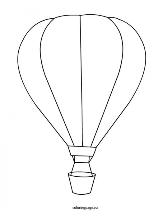 transportation coloring page