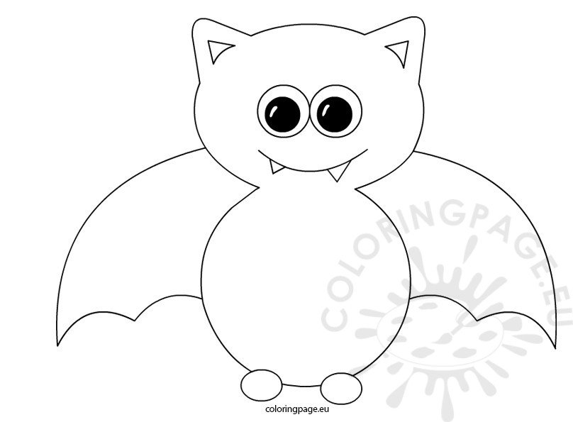 cute bat coloring pages coloring pages related to bat coloring page