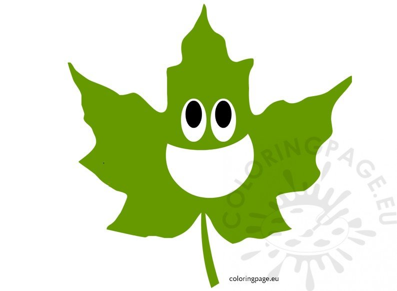 maple leaf coloring page together with maple leaf printable coloring