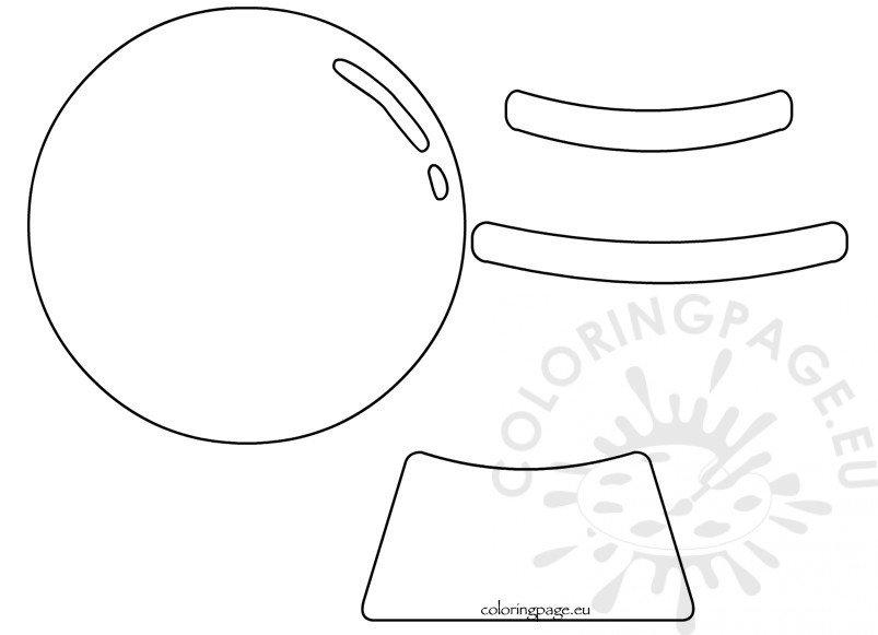 printable shape template