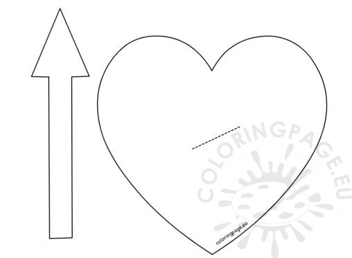 Printable Cupid Cut Out