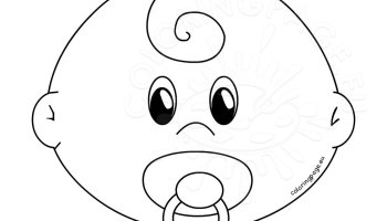 baby shower invitations baby onesie template coloring page