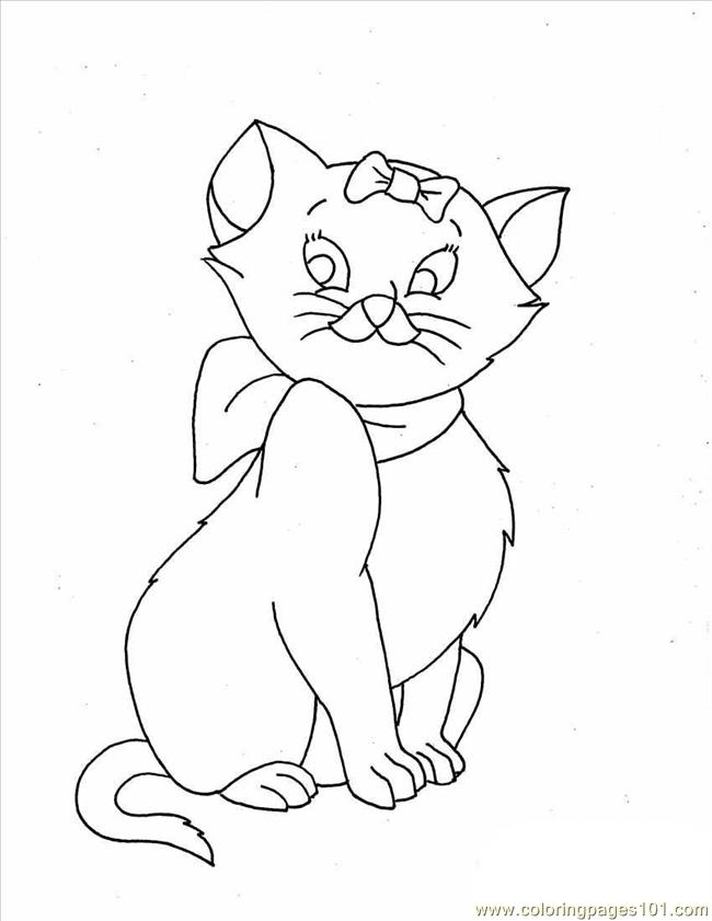 free printable cat 2 animals gt cats