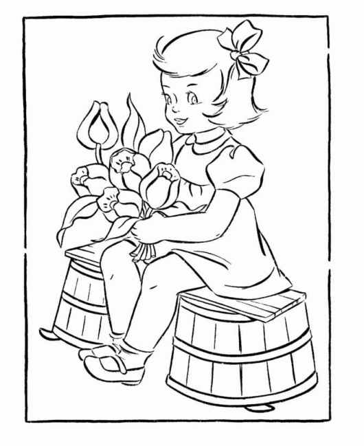 3rd Grade Coloring Pages12312