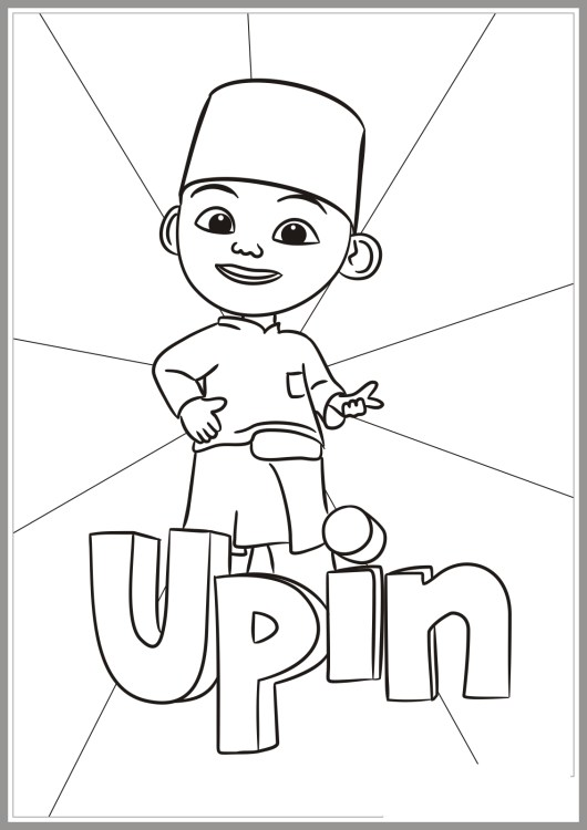 upin-coloring-pages