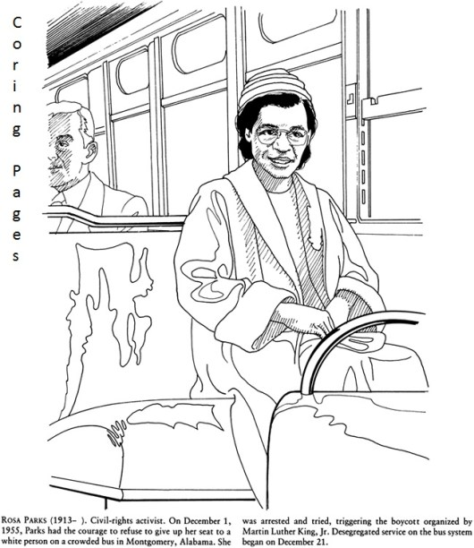 rosa-parks-coloring-pages