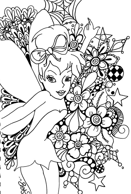 tinkerbell-printable-coloring-pages-disney