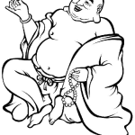 buddhism-coloring