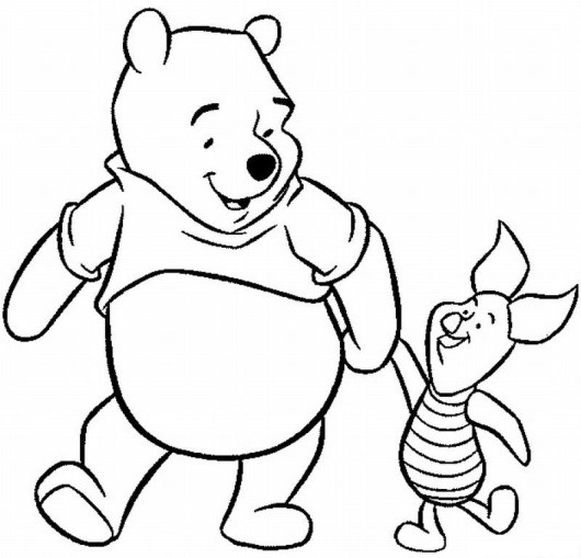 winnie-coloring-pages