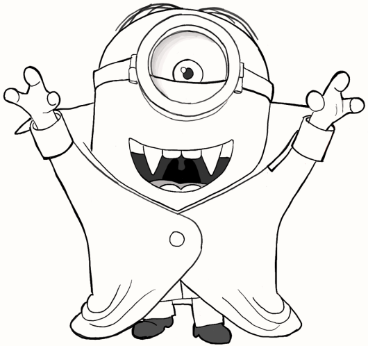 8-cute-vampire-minions-coloring-pages