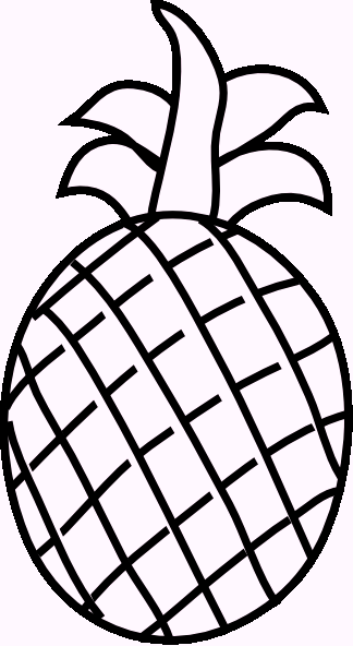 Fresh fruit coloring pages for kids coloring pages for Fruit coloring pages for kids