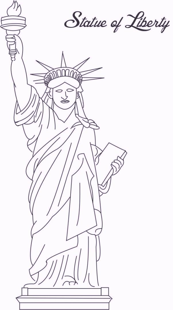 statue-of-liberty-coloring-pages