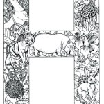 coloring_pages_animal_plant_abc_alphabet_H