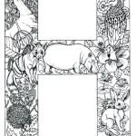 coloring_pages_animal_plant_abc_alphabet_H