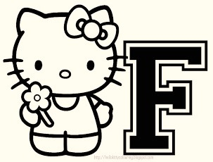 hello-kitty-alphabet-f-coloring-pages