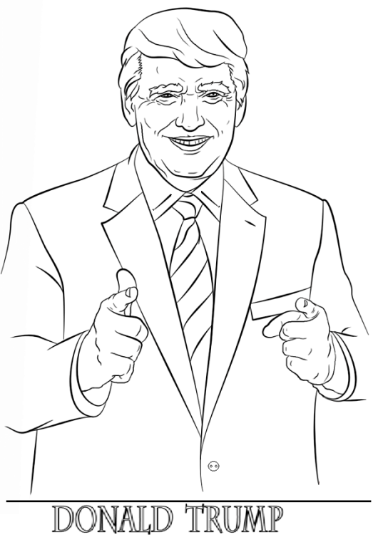 donald-trump-coloring-book