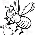 busy-bee-coloring-page-honey