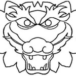dragon-mask-coloring-book