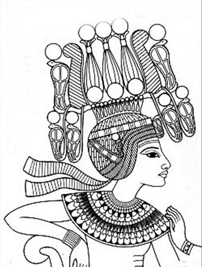 egypt-mandala-print-out-drawing