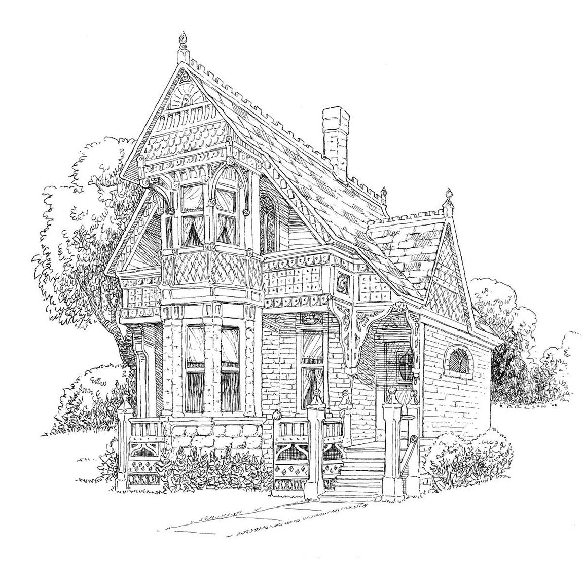 europe-home-coloring-page