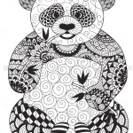 vector-zentangle-panda-coloring-page