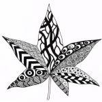 zentangle-leaf-clip-art