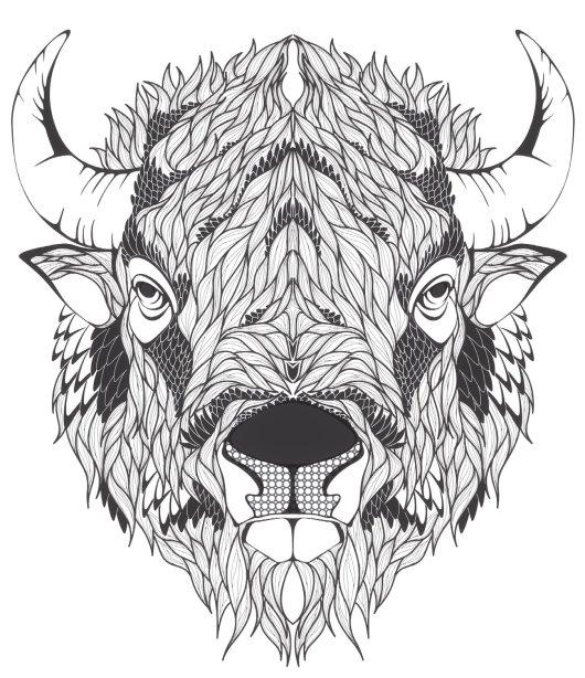 Bestiaire-extraordinaire-bull-Hannah-Davies