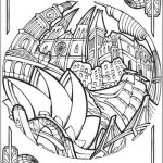 Opera-Theater-Sydney-Circular-Cities-Coloring-Book