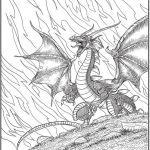 creative-haven-winged-fantasy-coloring-book-dragon