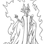 Disney-Villains-coloring-page