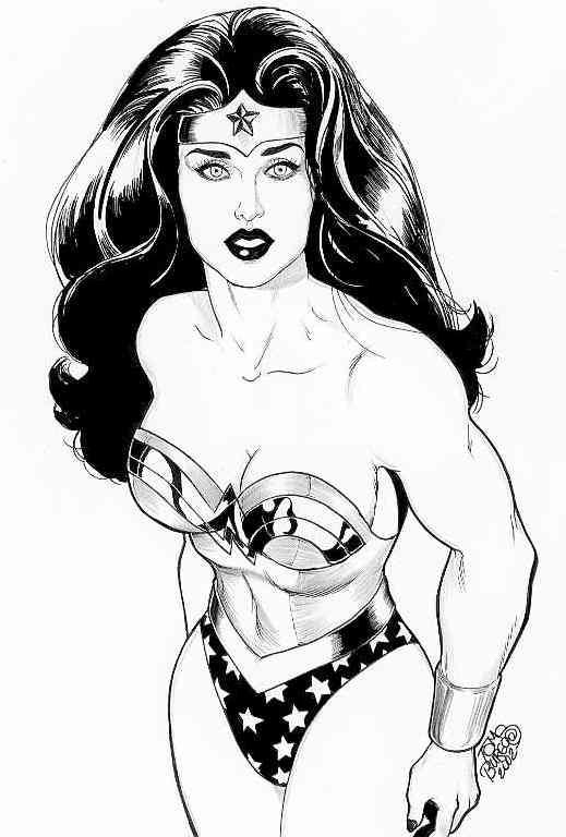 Beautiful-Gal-Gadot-Wonder-Woman-Coloring-Pages